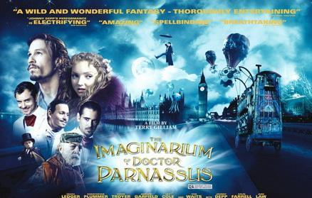 نقد فیلم The Imaginarium of Doctor Parnassus نقد فیلم The Imaginarium of Doctor Parnassus